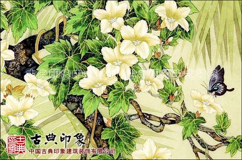 中国工笔画 永不凋谢的民族艺术