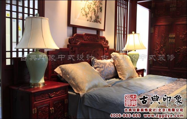 红木家具店面中式装修——追求古典家具完美极致