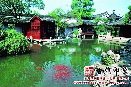 浅析中国十大私家园林中式设计的意境之美