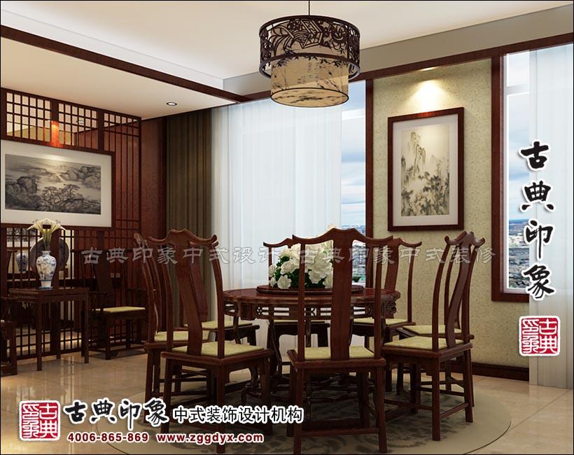 河北宝德风红木家具展厅中式设计_____ 至纯的古朴环境