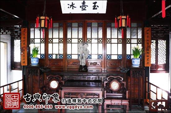苏州园林与苏作红木古典家具的历史渊源