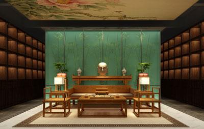 简约禅风中式设计新概念