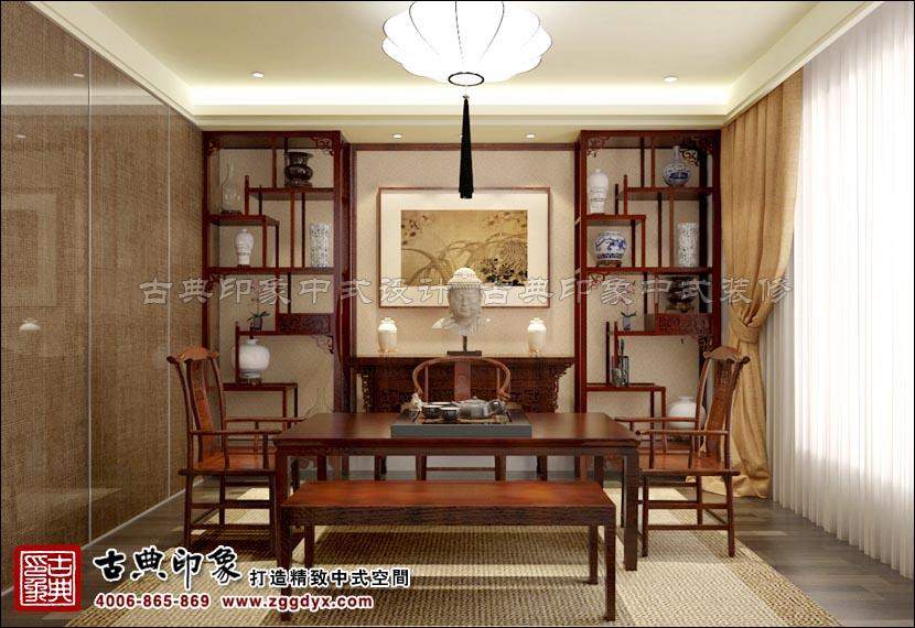 高端中式别墅设计 越来越受到文人雅士的青睐与追捧