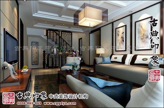 新中式风格室内设计演绎现代居室美学 上